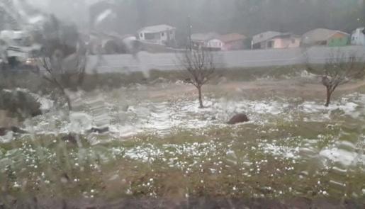 VÍDEO: Temporal provoca destruição em municípios da região