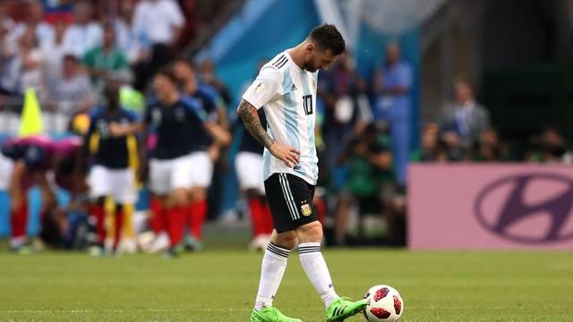 VÍDEO: Argentina perde para a França e está fora da Copa do Mundo