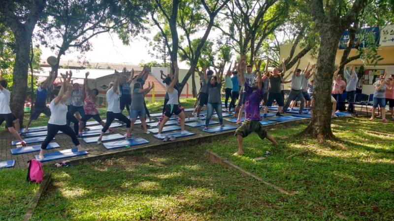 Concluídas atividades do projeto Academia da Saúde em São Miguel do Oeste