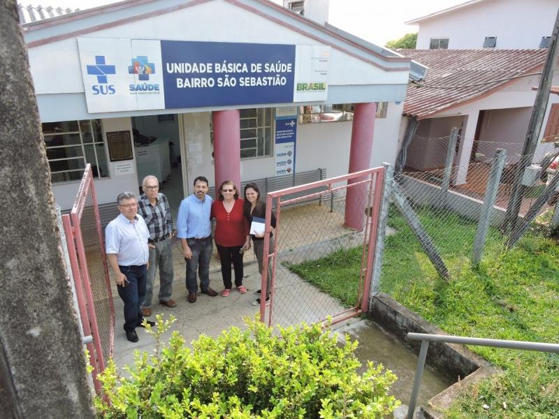 Unidade de Saúde do Bairro São Sebastião passará por melhorias