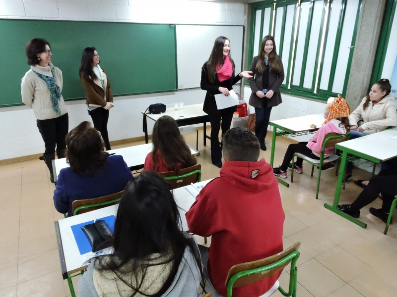 Realizada aula inaugural do programa de iniciação ao trabalho