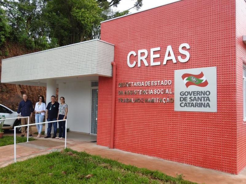 CRAS e CREAS passam a atender em sedes próprias