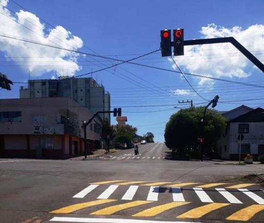 Semáforo da Oiapoc voltará a funcionar com novo temporizador