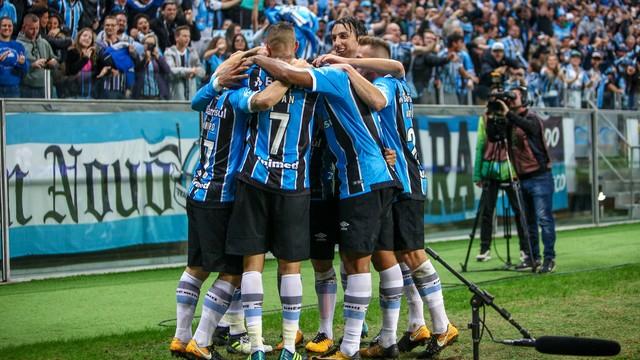Jogo da semifinal pela Copa do Brasil entre Grêmio e Cruzeiro será nesta noite