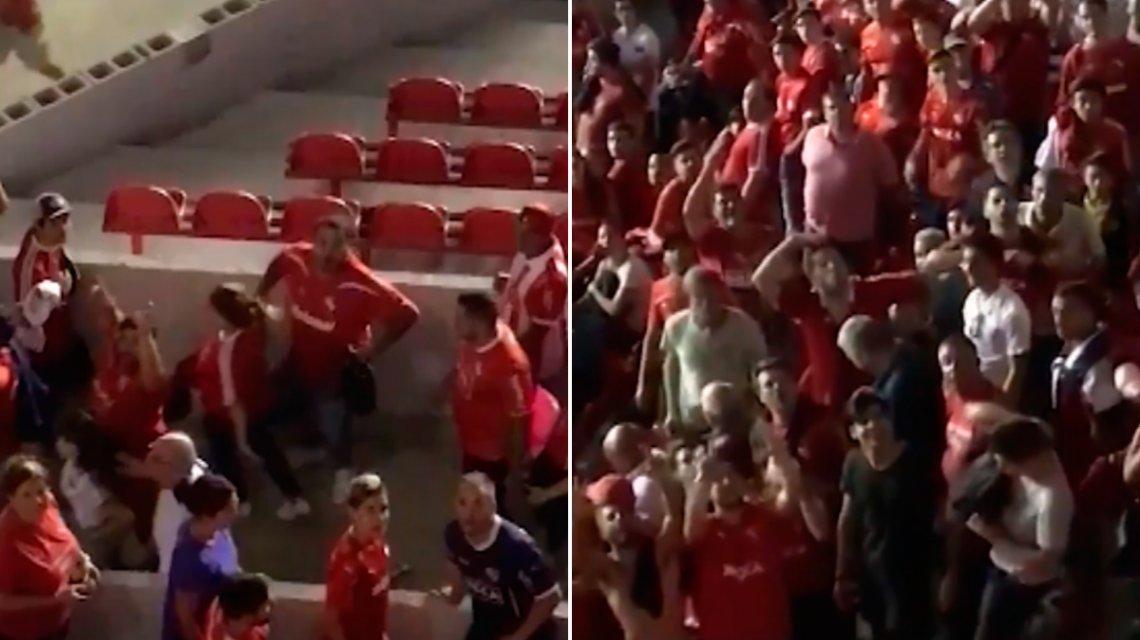 Conmebol analisa gestos racistas de torcedores contra o Grêmio