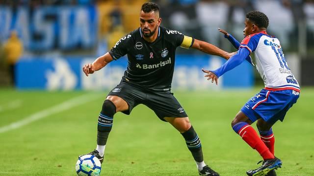VÍDEO: Jogando em casa, Grêmio fica no empate com o Bahia