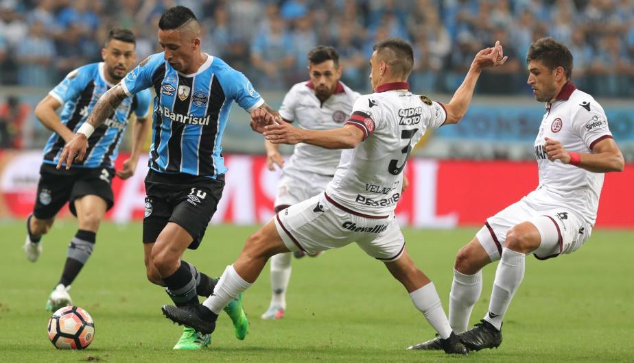 Grande final da Libertadores entre Grêmio e Lanús é nesta quarta