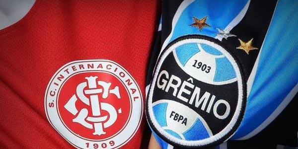 Dupla Grenal joga nesse domingo pelo Brasileiro 2018