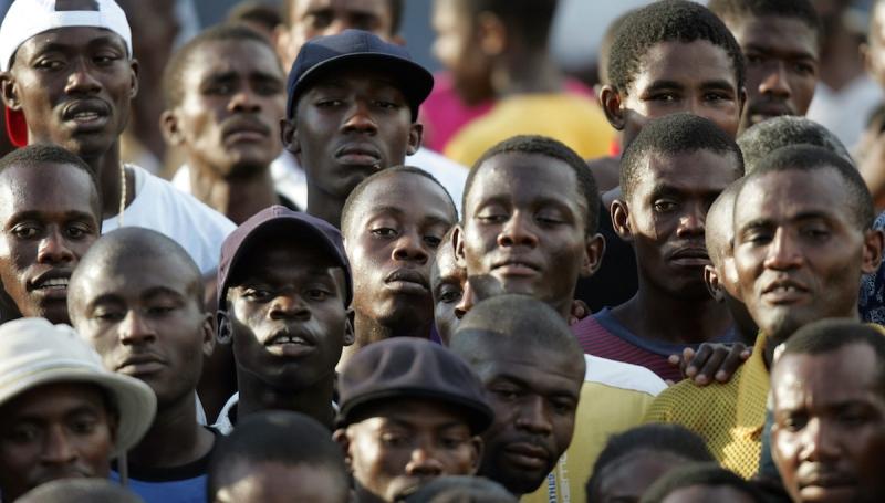 Segundo pesquisa, haitianos são explorados em Santa Catarina