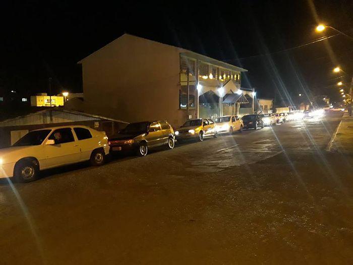 Postos do Centro não têm mais combustíveis em São Lourenço do Oeste