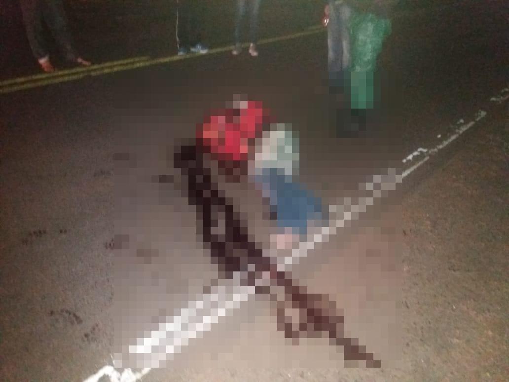 Homem é encontrado ferido na SC 163