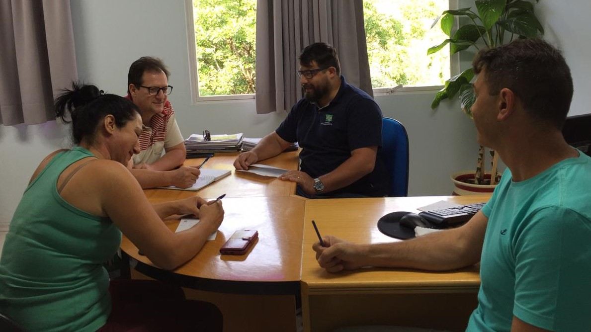 Projeto de Hortas Comunitárias em escolas municipais será ampliado