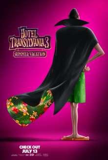 Hotel Transilvânia 3 - 3D