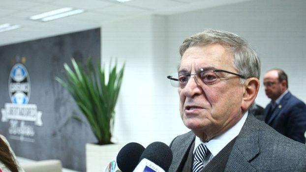 Morre aos 86 anos Fábio Koff, ex-presidente do Grêmio