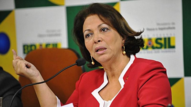 PF abre novos inquéritos contra Ideli Salvatti e outros dois ex-ministros