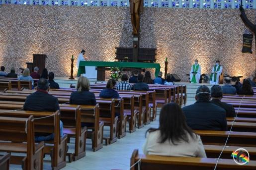 Maioria das comunidades já retornaram celebrações religiosas na região