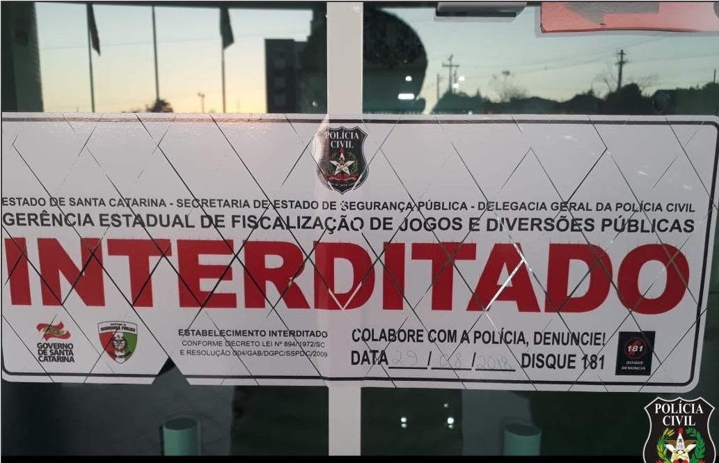Hotel que funcionava de forma irregular é interditado pela Polícia Civil