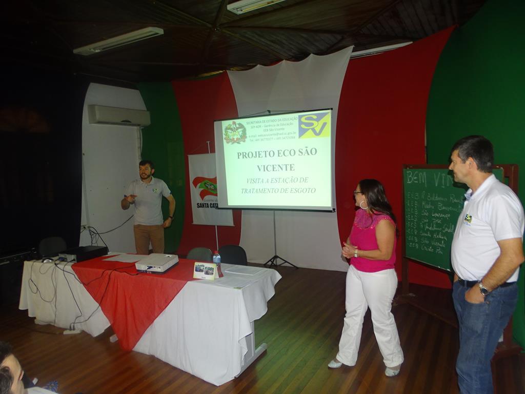 Seminário Local debate Ensino Médio Inovador