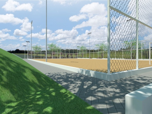 Administração de Iporã do Oeste finaliza projeto de área de recreação e lazer no Loteamento Giehl