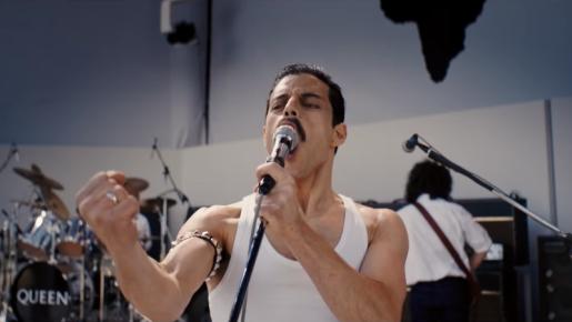 Filme sobre Freddie Mercury terá sessões legendadas a partir desta quinta-feira