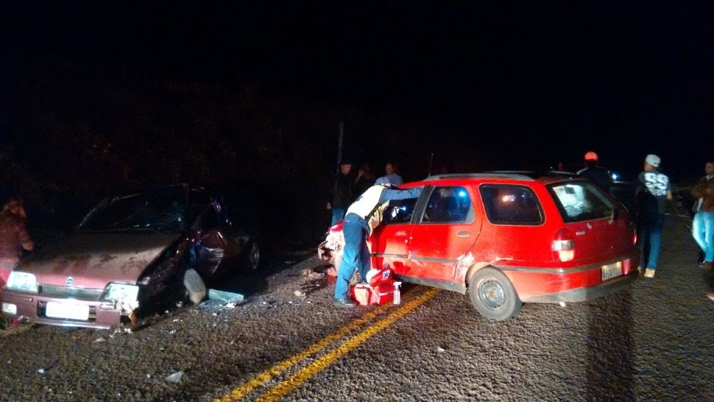 Mais um acidente é registrado na SC 305