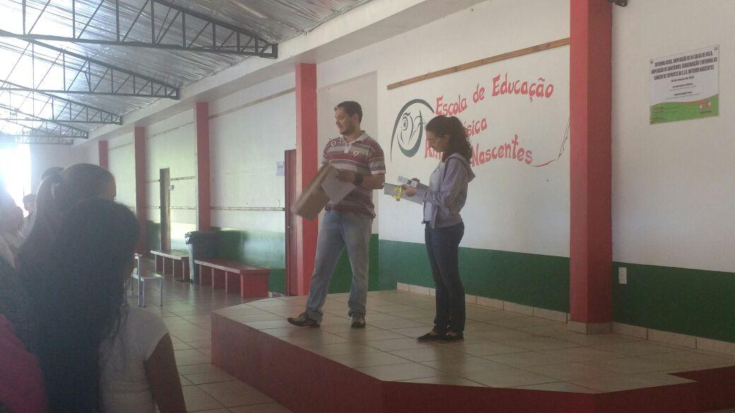 Estudante de Princesa é vencedora de concurso estadual de redação