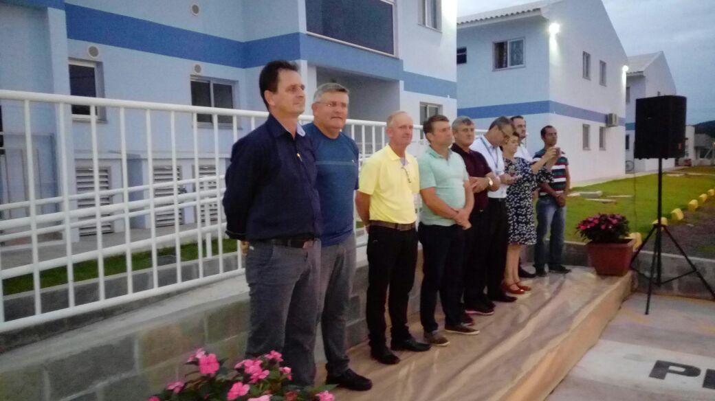 Tunápolis inaugura Residencial Viver Bem