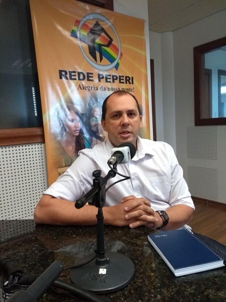 Rodrigo Schwartz assume a presidência da Abasmo