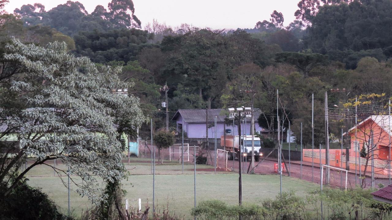 VÍDEO: Geada é registrada em São Miguel do Oeste e região