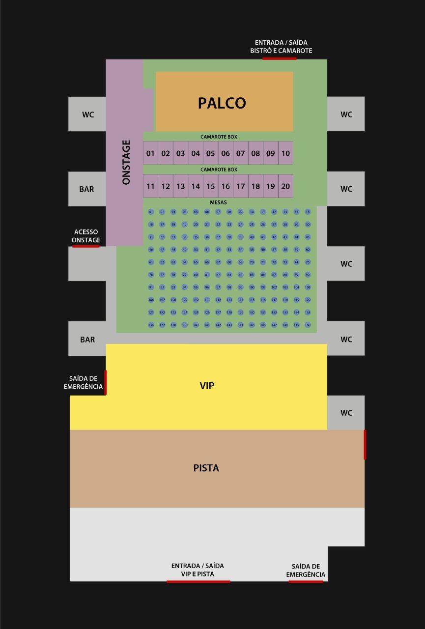 Confira os pontos de vendas de ingressos para o show de Henrique e Juliano