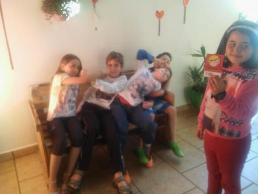 Campanha Jeito Catarinense complementa ações pedagógicas da escola de Itajubá