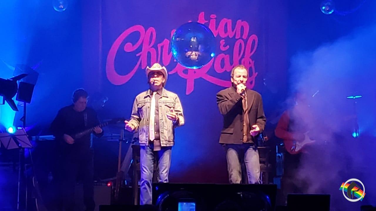 Show de Chrystian e Ralf lota arena na 4ª Expo São João