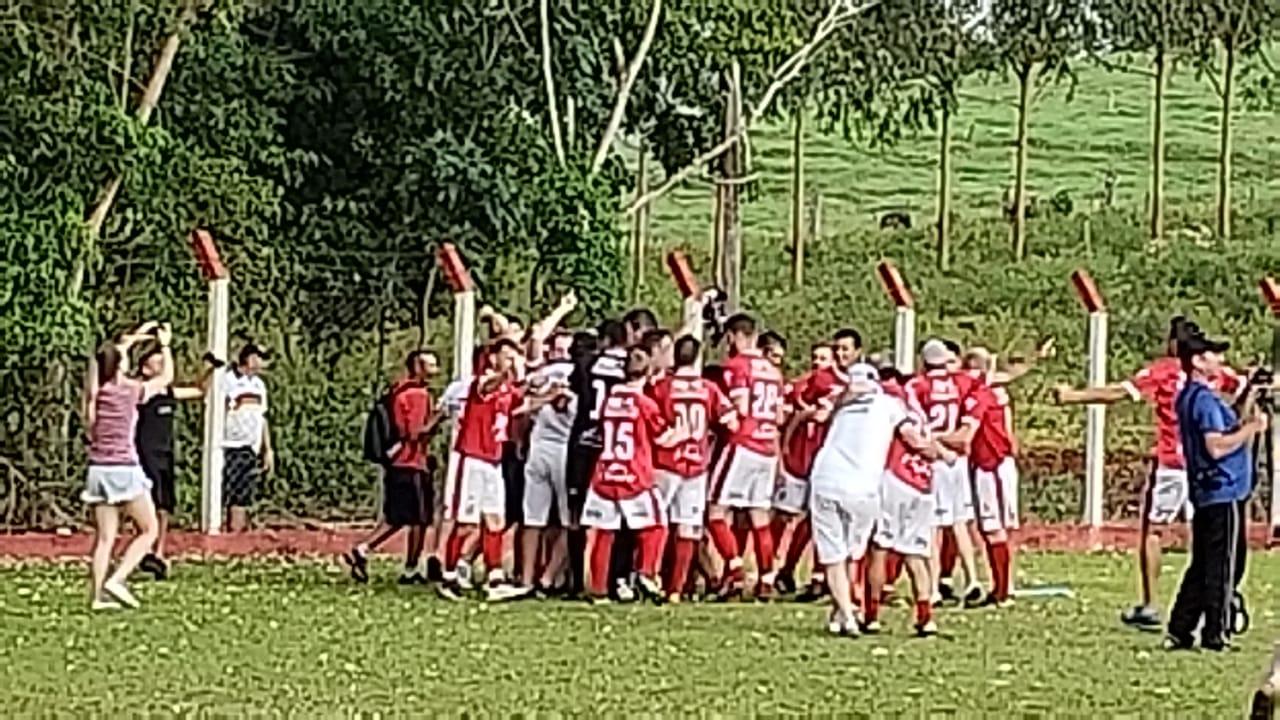 Avante é campeão do Municipal de Itapiranga