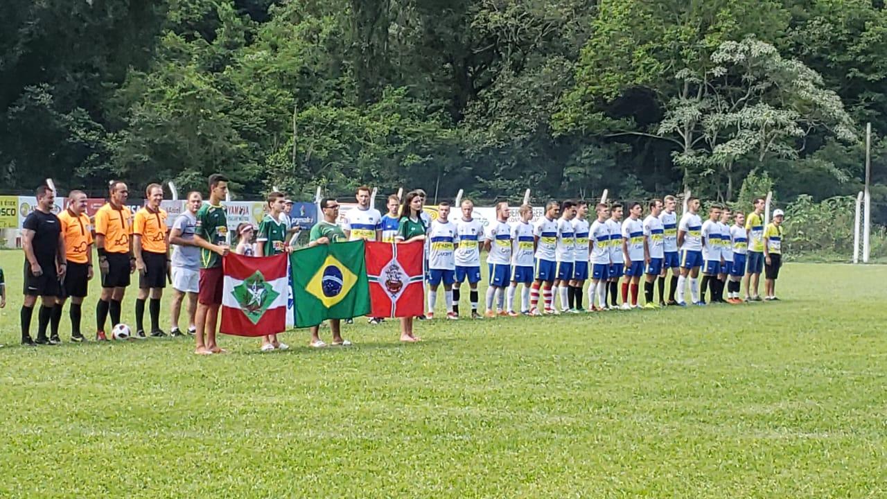 Palmeiras de Linha Baú é campeão da segunda divisão em Itapiranga