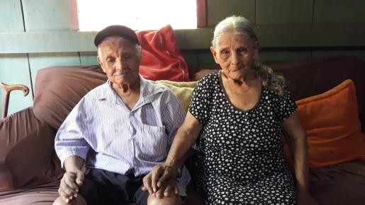 Agricultor de Itapiranga completa 100 anos e recebe homenagem