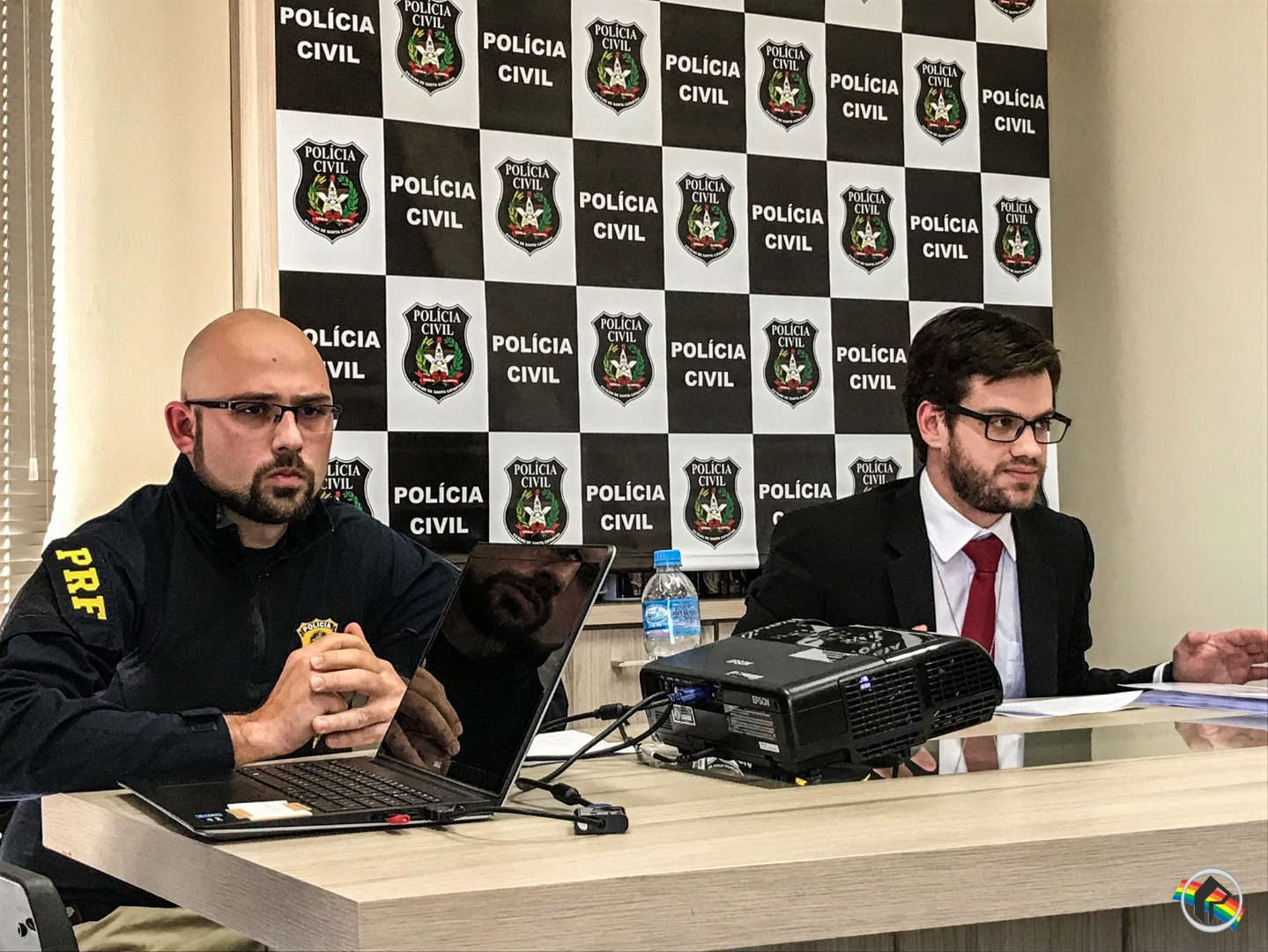 PRF e Civil fazem coletiva para discutir os rachas na Willy Barth