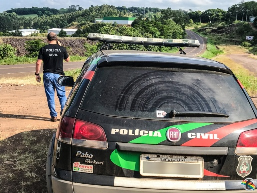 Polícia Civil prende autor de roubo em loja de conveniência de SMO