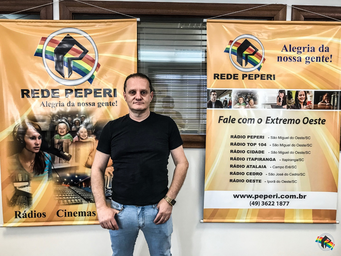 Diretor da Peperi tomará posse no Sindicato de Rádio e Televisão