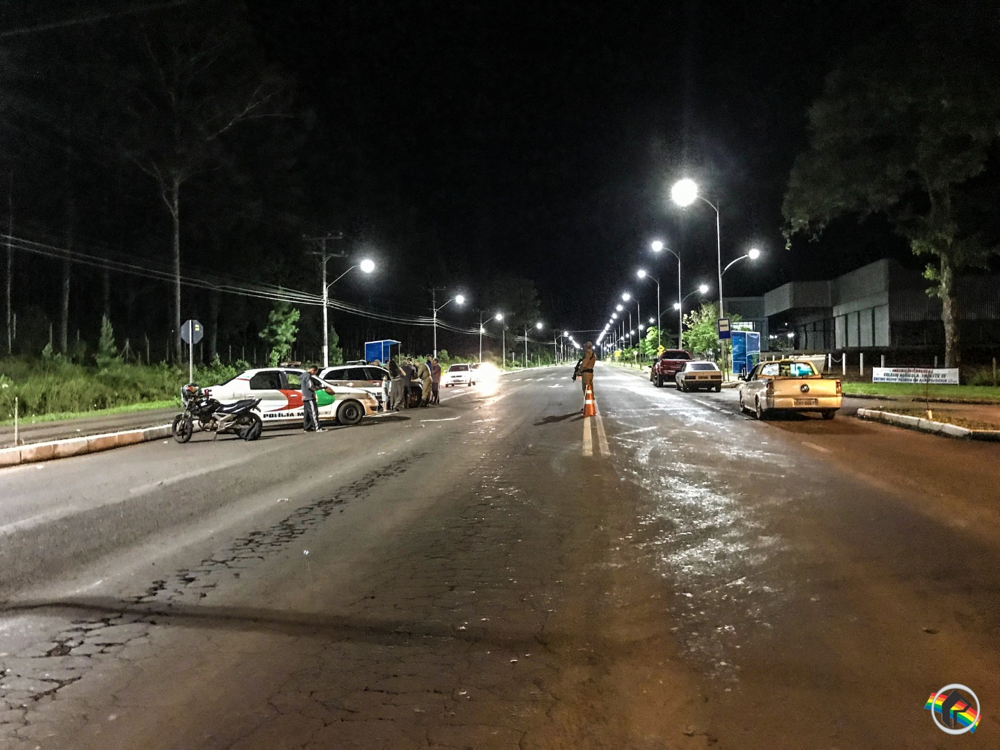 Polícia Militar realiza Operação Lei Seca no município