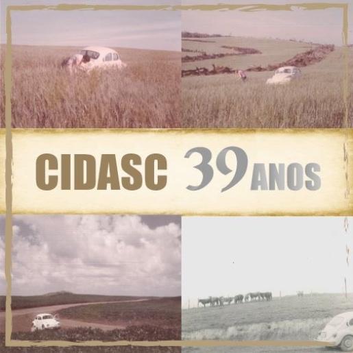 CIDASC celebra 39 anos de história e grandes conquistas