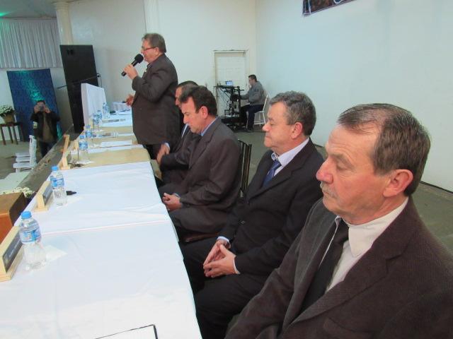 Pioneiros de São José do Cedro são homenageados em Sessão Solene