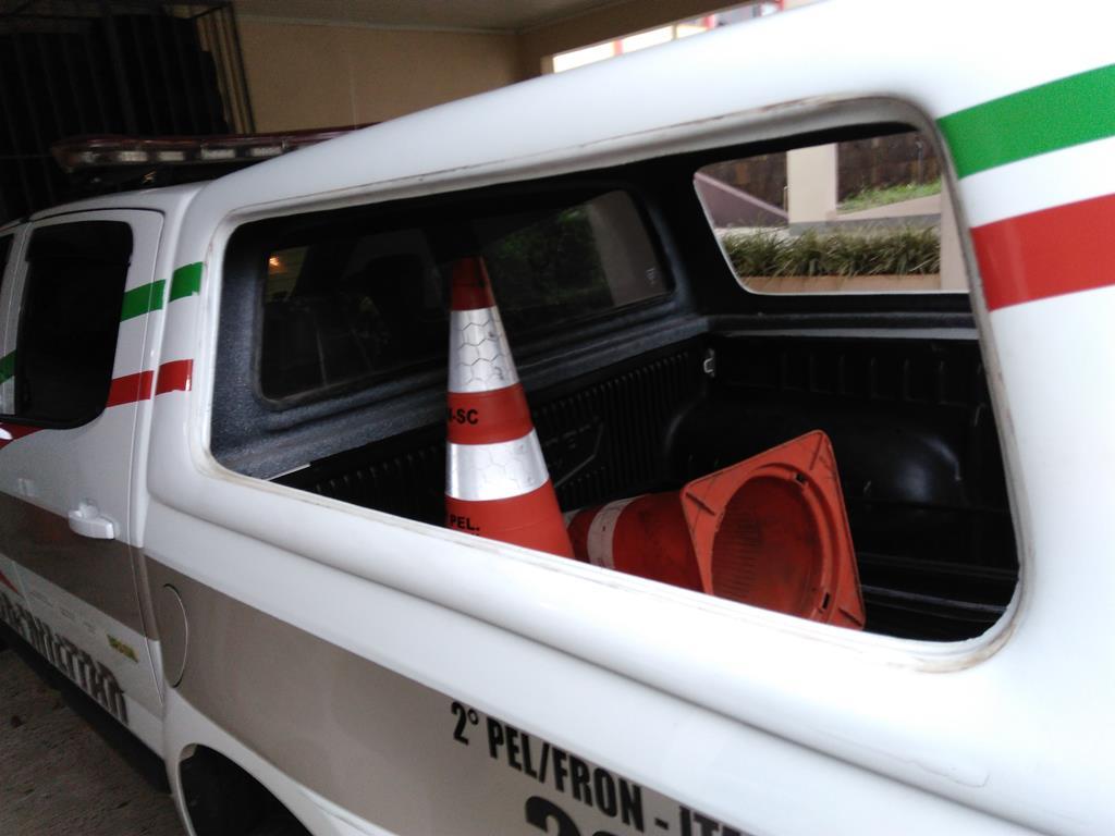 Três pessoas presas em operação de trânsito em Itapiranga