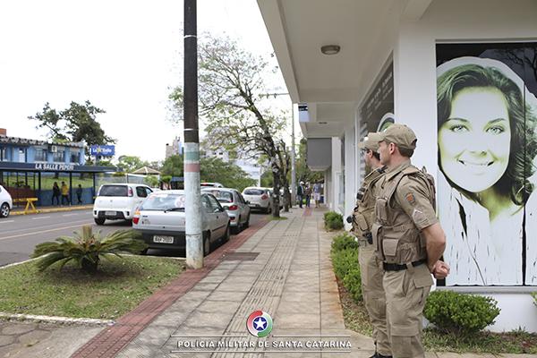 PM apresenta ações realizadas durante a eleição na região