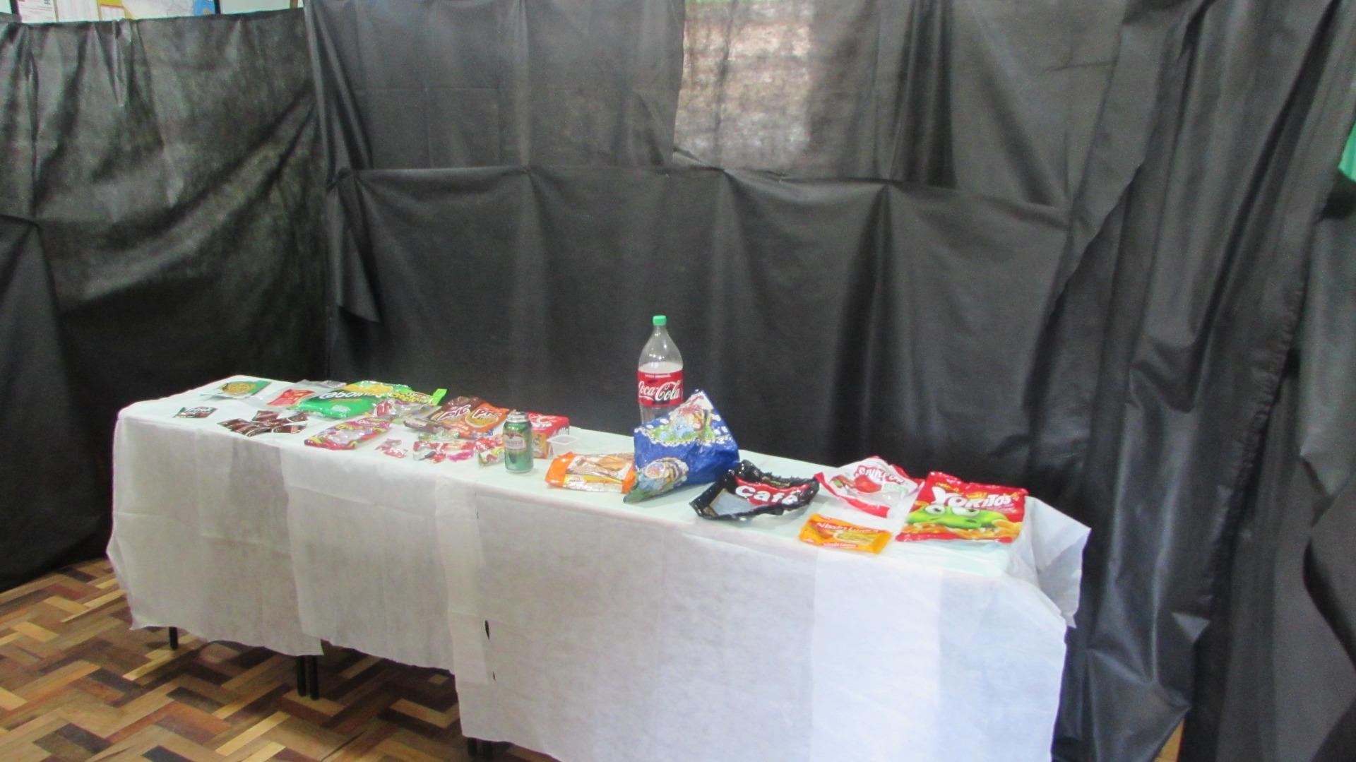 CIER de Linha Esperança realiza feirinha gastronômica