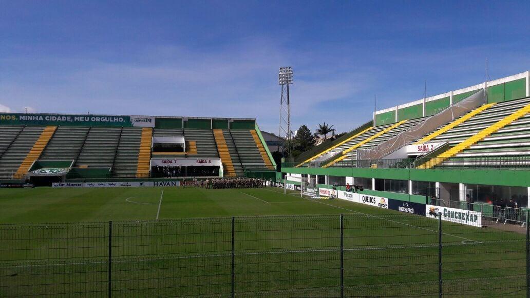 Equipe da Peperi transmite final do Catarinense