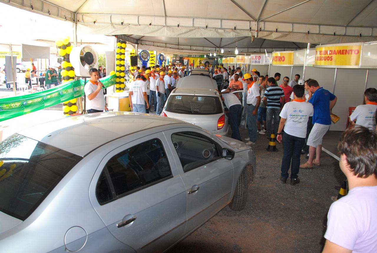 Núcleo de Automecânicas promove Inspeção Veicular gratuita neste sábado