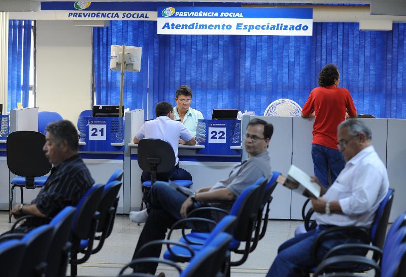 Cancelados quase 90% de auxílios-doença do INSS em SC