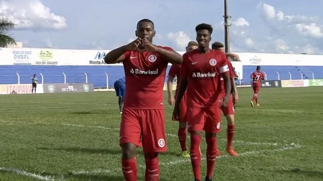 VÍDEO: Inter supera o Boavista sem muitos sustos na Copa São Paulo
