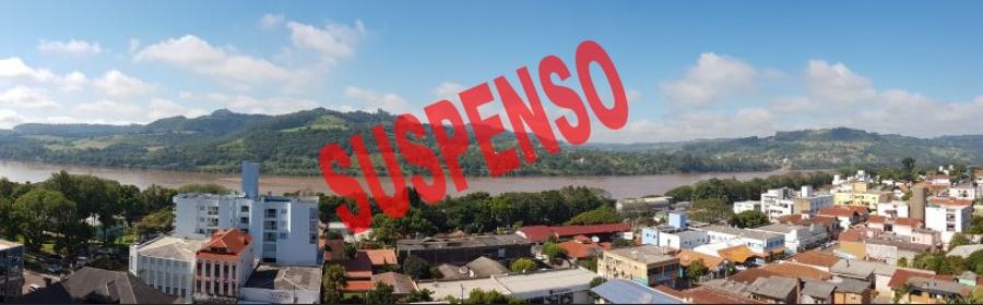 Eventos de Itapiranga são cancelados devido à greve