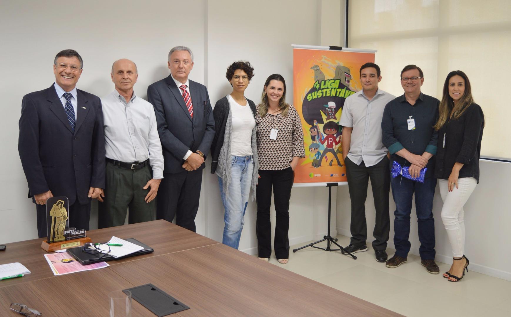 Aluna da região é uma das vencedoras do projeto Recicla CDL na Escola